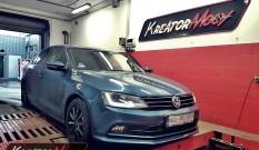 VW Jetta 1.4 TSI 150 KM (CZDA) – podniesienie mocy
