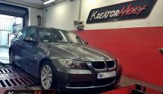 BMW E90 318d 2.0d 122 KM – podniesienie mocy