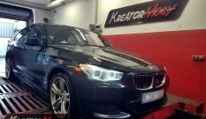 BMW 5 GT F07 530d 3.0d 258 KM – podniesienie mocy
