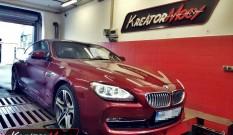 BMW 6 F12 650i 4.4T 450 KM – remap