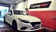 Mazda 3 III 2.2 Skyactiv-D 150 KM – podniesienie mocy