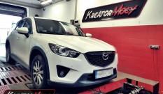 Mazda CX-5 2.2 Skyactiv-D 150 KM – podniesienie mocy