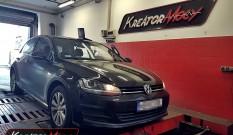 VW Golf VII 1.2 TSI 105 KM (CJZA) – podniesienie mocy
