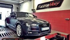 Audi A5 Sportback 2.0 TDI CR 143 KM (CJCA) – podniesienie mocy