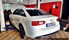 Audi A6 C7 3.0 TDI CR 245 KM – usuwanie DPF