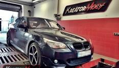 BMW E60 530d 3.0d 235 KM – podniesienie mocy