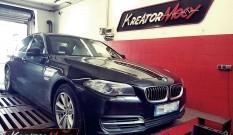 BMW F10 518d 2.0d 136 KM – podniesienie mocy