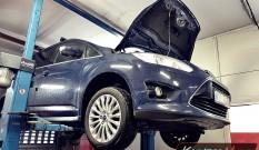 Ford C-MAX MK2 2.0 TDCI 140 KM – usuwanie DPF