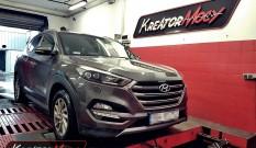 Hyundai Tucson II 1.6 T-GDI 177 KM – podniesienie mocy