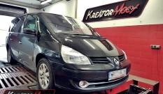 Renault Espace 2.0 DCI 173 KM – podniesienie mocy
