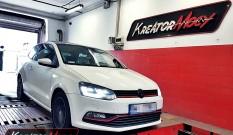 Volkswagen Polo 6R 1.2 TSI 90 KM (CJZC) – remap