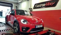VW Beetle 2.0 TDI CR 150 KM (CUUB) – podniesienie mocy