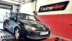 VW Golf VI 1.2 TSI 105 KM – podniesienie mocy