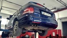 VW Golf VI 2.0 TDI CR 140 KM – usuwanie DPF