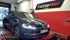 VW Golf VII 1.4 TSI 150 KM DSG (CZDA) – podniesienie mocy