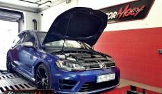 VW Golf 7 R 2.0 TSI 300 KM DSG (CJXC) – modyfikacja mocy
