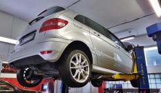 Mercedes W245 B 180 2.0 CDI 109 KM – zapchany DPF