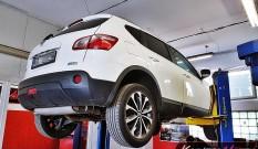 Nissan Qashqai 1.6 DCI 130 KM – usuwanie FAP