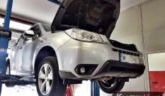 Subaru Forester SJ 2.0d 150 KM Euro6 – usuwanie DPF