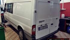 Ford Transit 2.2 TDCI 125 KM (SID208) – zapchany DPF