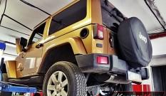 Jeep Wrangler 2.8 CRD 200 KM – usuwanie DPF