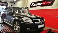 Mercedes X204 GLK 350 CDI 3.0 224 KM – podniesienie mocy