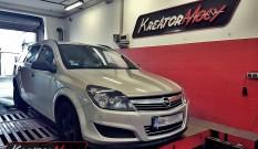 Opel Astra H 1.6 ECOTEC 115 KM – podniesienie mocy