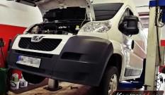 Peugeot Boxer 2.2 HDI 130 KM SID208 – usuwanie DPF