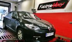 Renault Fluence 1.5 DCI 95 KM – podniesienie mocy