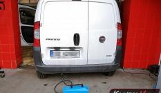 Fiat Fiorino 1.3 MultiJet 75 KM – usuwanie DPF