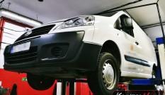 Fiat Scudo II 2.0 MultiJet 128 KM – usuwanie DPF