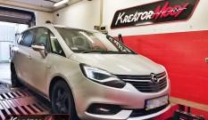Opel Zafira 2.0 CDTI 170 KM – podniesienie mocy