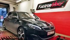 Peugeot 308 II GT 1.6 THP 205 KM – podniesienie mocy