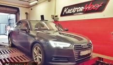 Audi A4 B9 2.0 TDI CR 150 KM (DEUA) – podniesienie mocy
