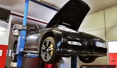 Porsche Panamera Diesel 3.0d 250 KM (CRCC) – usuwanie DPF