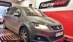 Seat Alhambra III 2.0 TDI 150 KM (DFLA) – podniesienie mocy