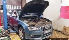 Audi A5 2.7 TDI 163 KM (CAMB) – usuwanie DPF