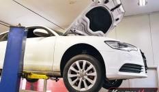 Audi A6 C7 2.0 TDI 190 KM (CNHA) – usuwanie DPF i SCR