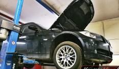 BMW 3 E91 320d 2.0d 150 KM – usuwanie DPF