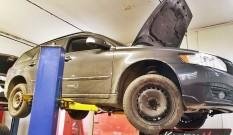 Volvo V50 2.4 D5 180 KM – usuwanie DPF