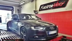 Audi A4 B8 2.0 TDI CR 150 KM (CJCD) – modyfikacja mocy