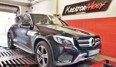 Mercedes X253 GLC220d 2.2d 170 KM 125 kW – modyfikacja mocy