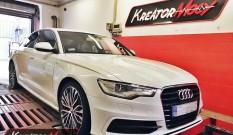 Audi A6 C7 2.0 TDI CR 163 KM (CGLD) – podniesienie mocy