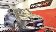 Ford Escape 2.0 EcoBoost 240 KM – podniesienie mocy