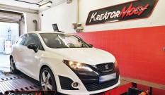 Seat Ibiza 6J 2.0 TDI 143 KM (CFHD) – modyfikacja mocy