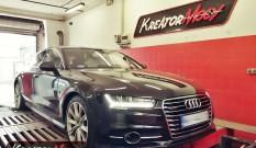 Audi A6 C7 3.0 TDI 272 KM (CRTD) – podniesienie mocy
