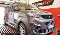Peugeot Traveller 1.6 BlueHDI 116 KM – podniesienie mocy