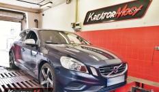 Volvo V60 2.0 D3 136 KM – podniesienie mocy