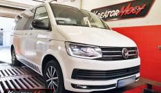VW T6 2.0 BiTDI 204 KM – podniesienie mocy