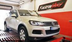 VW Touareg II 3.0 TDI 204 KM (CJMA) – podniesienie mocy